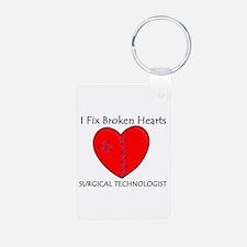 Heart Mender ST Keychains