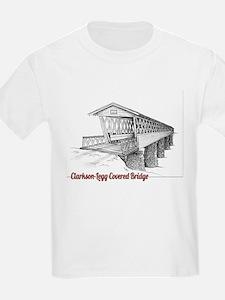 Clarkson Legg Covered Bridge T-Shirt