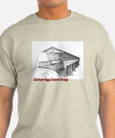 Clarkson Legg Covered Bridge T-Shirt