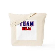 Team Ninja Tote Bag
