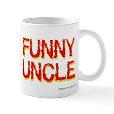 Funny Uncle Coffee Mug