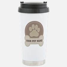 Unique Poodle mom Travel Mug