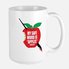 Castle: Apples Mug