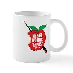 Castle: Apples Mug