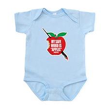 Castle: Apples Infant Bodysuit
