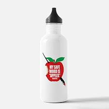 Castle: Apples Water Bottle
