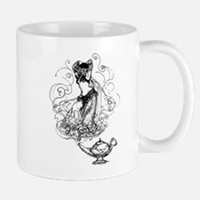 Unique Genie lamp Mug