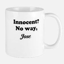 Innocent? Mug
