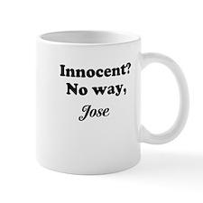 Innocent? Small Mug