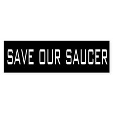 Save St. Louis Del Taco Bumper Sticker