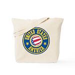 US of A Tote Bag