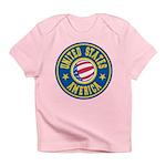 US of A Infant T-Shirt
