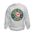 US of A Kids Sweatshirt