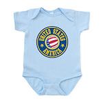 US of A Infant Bodysuit