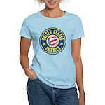 US of A Women's Light T-Shirt