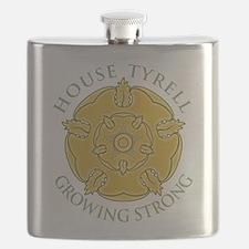 GOT Tyrell Rose Flask