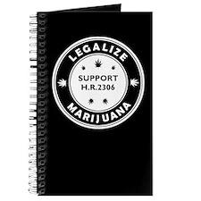 Legal Marijuana Support HR2306 Journal