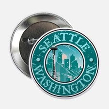 Seattle, Washington Button