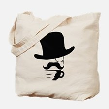 Sir Coffee Tote Bag