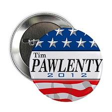 "Tim Pawlenty 2012 2.25"" Button"