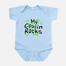 My Cousin Rocks Infant Bodysuit
