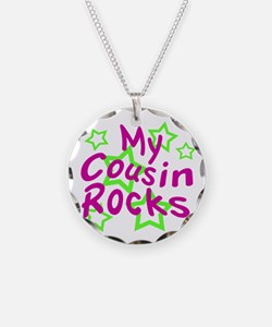 My Cousin Rocks Necklace
