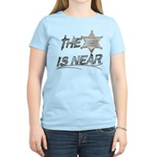 """""""The Sheriff is near"""" T-Shirt"""
