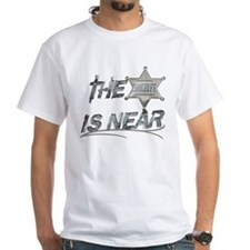 """The Sheriff is near"" Shirt"