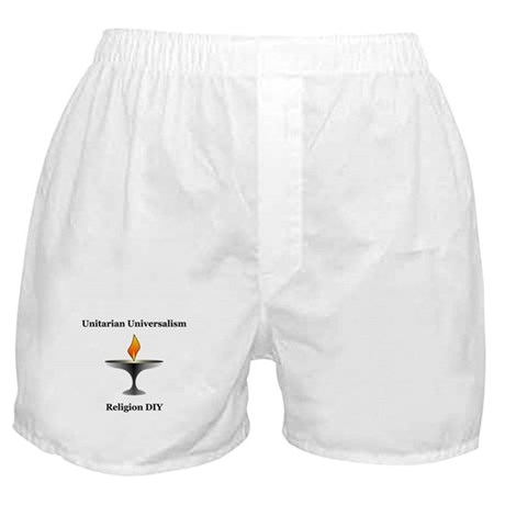 UU - Religion DIY Boxer Shorts