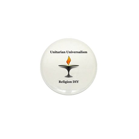 UU - Religion DIY Mini Button (10 pack)