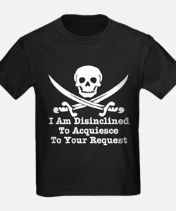 I Am Disinclined To Acquiesce T