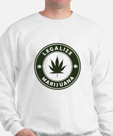 Legalize Marijuana Jumper