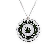 Legalize Marijuana Necklace