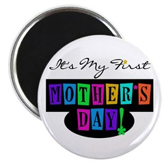 My First Mother's Day Magnet