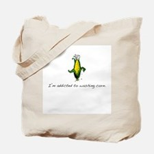 Addicted to Corn Tote Bag