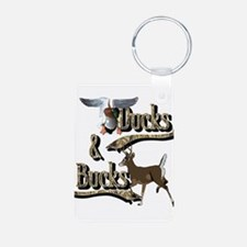 Ducks And Bucks Keychains