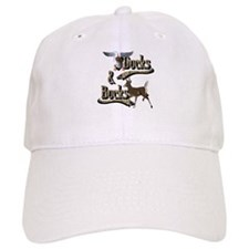 Ducks And Bucks Baseball Cap