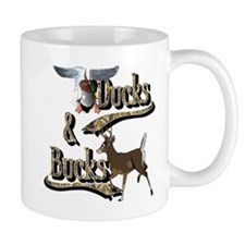Ducks And Bucks Mug