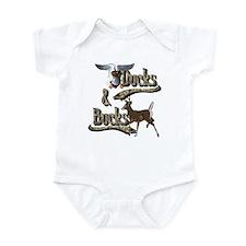 Ducks And Bucks Infant Bodysuit