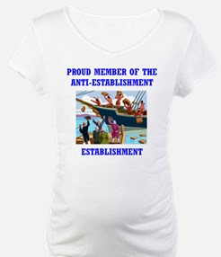 ANTI-ESTABLISHMENT TEA PARTY Shirt
