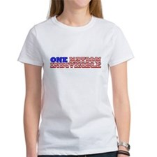 one nation indivisible Tee