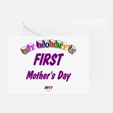 Mommy's First Greeting Cards (Pk of 10)