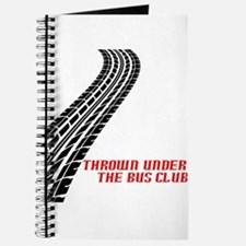 Thrown Under the Bus Club Journal