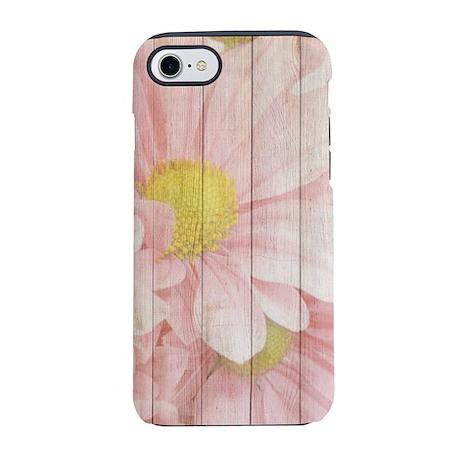 Romantic Vintage Shabby Chic F iPhone 7 Tough Case