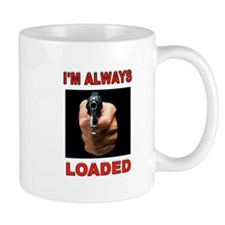I AIM TO PLEASE Mug