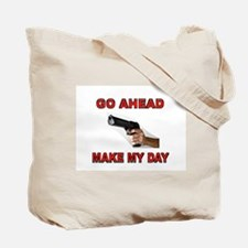 I AIM TO PLEASE Tote Bag
