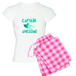 Captain Awesome Boat Women's Light Pajamas