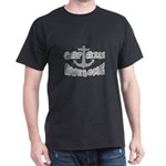 Captain Awesome Anchor Dark T-Shirt