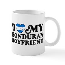 Honduran Boyfriend Mug