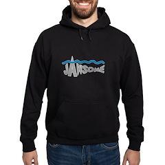 Jawsome Hoodie (dark)